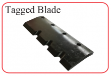 Tagged Blade