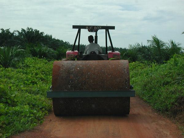 Emdek Tractor Pulled Road Rollers