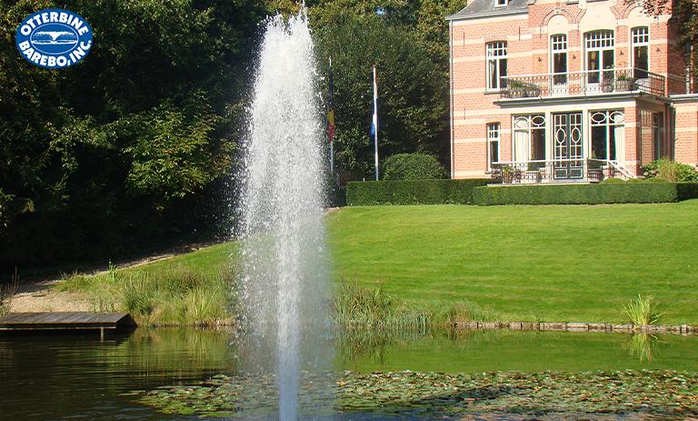 Comet Aerating Fountain