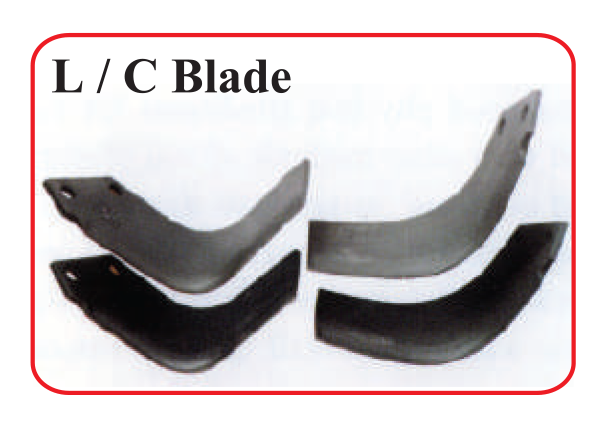 Tipe Pisau Blade
