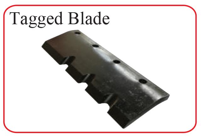 Tagged Blade