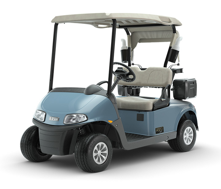 Mobil Golf Canggih