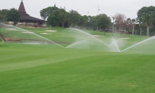 jual perlengkapan sistem irigasi golf