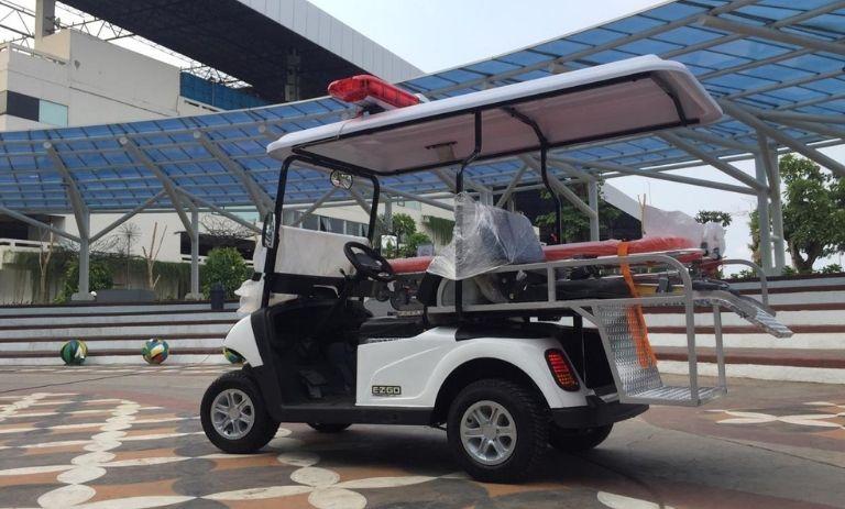 Jual Mobil golf e-z-go ambulances