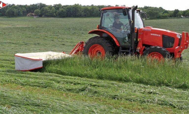 Jual Implement pemotong rumput kebun dari KUHN