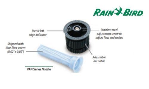 jual rain bird van series nozzles
